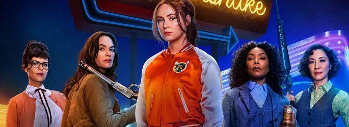 """Zweiter Trailer! """"Gunpowder Milkshake""""-Poster bewirbt Netflix-Start - in den USA"""