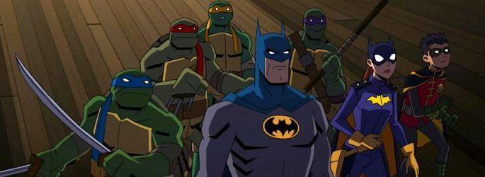 """""""Batman vs. Teenage Mutant Ninja Turtles"""" mit erstem Trailer!"""