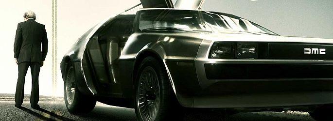 Zurück in die Zukunft: George Clooney dreht DeLorean-Biopic