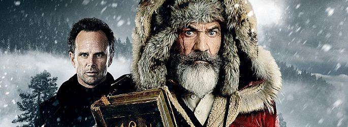 """""""Fatman""""-Trailer: Mel Gibson ist ein Brutalo-Weihnachtsmann"""