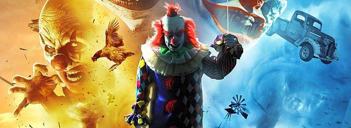 "Zwei ""Clownado""-Trailer: Es ist genau das, wonach es klingt..."