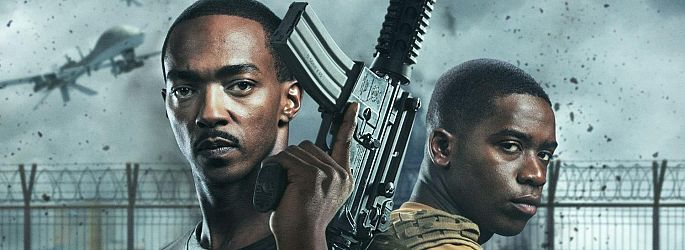 Outside the Wire-Trailer: Anthony Mackie als Netflix ...