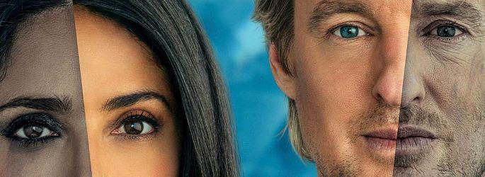 "Sci-Fi bei Amazon: Owen Wilson & Salma Hayek im ""Bliss""-Trailer"