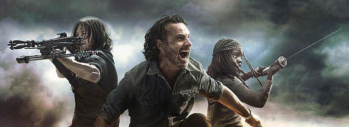 "Zombiefans festhalten: ""The Walking Dead""-Kinofilm mit Rick Grimes"
