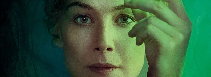 "Radioaktiver erster Trailer: Rosamund Pike mimt ""Marie Curie"""