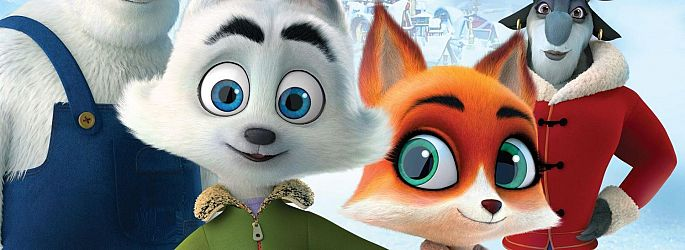 "Neue Animationsfilm-Trailer: ""Arctic Dogs"" & ""Rotschühchen"""