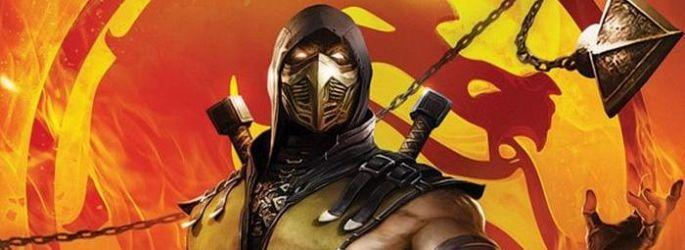 """Mächtig brutal: Red-Band-Trailer zu """"Mortal Kombat Legends"""""""