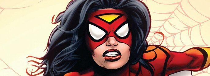 """Sony datiert geheimen Marvel-Film - ist es """"Spider-Woman""""?"""
