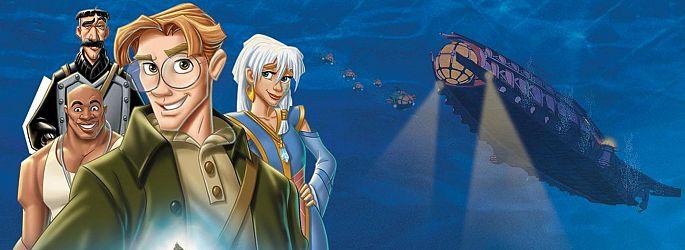 """Die verlorene Stadt: """"Atlantis""""-Realfilm bei Disney in Arbeit?"""