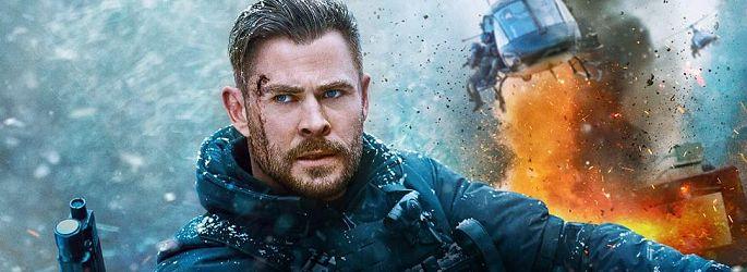 """Chris Hemsworth wieder Tyler Rake: """"Extraction 2"""" rückt näher"""