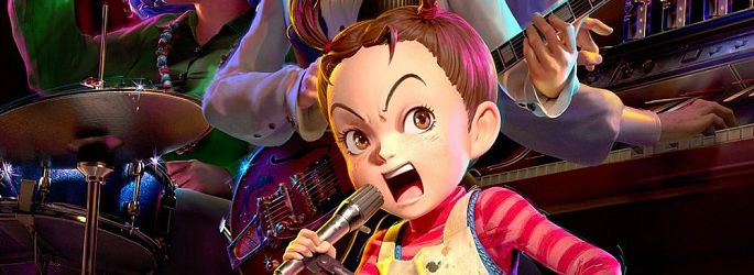 """""""Earwig and the Witch""""-Trailer: Studio Ghiblis erster CGI-Film!"""