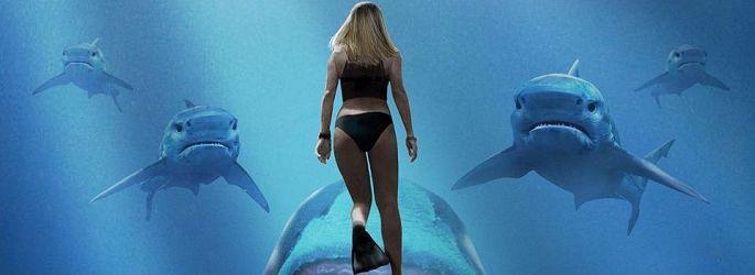 """Tödlicher denn je: """"Deep Blue Sea 3""""-Trailer lässt die Haie los"""