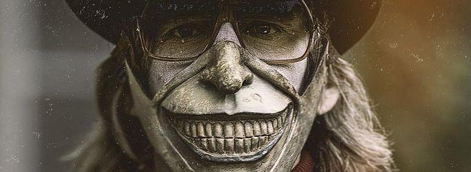 "Creepy: Der Trailer zu ""The Black Phone"" ist gruselig & Ethan Hawke ein Killer"