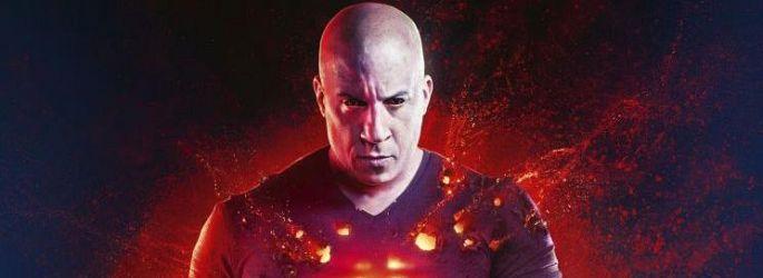 """Vin Diesel darf nachladen: """"Bloodshot 2"""" nicht fallen gelassen"""
