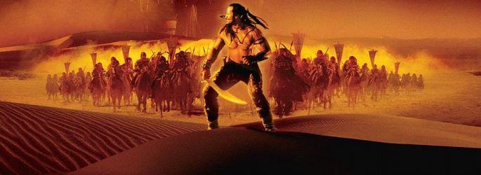 """Entmumifiziert: The Rock rebootet seinen """"Scorpion King""""!"""
