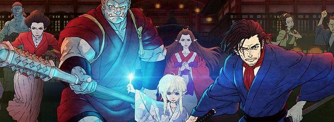 """""""Bright - Samurai Soul"""": Das animierte """"Bright""""-Spin-off im Trailer"""