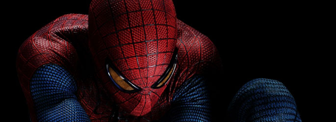 """Spidy am Boden: Poster + Neue Bilder aus """"The Amazing Spider-Man"""""""