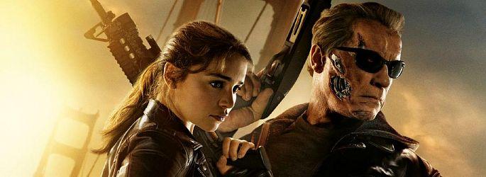 "He'll be back: Neue ""Terminator""-Trilogie startet 2015!"