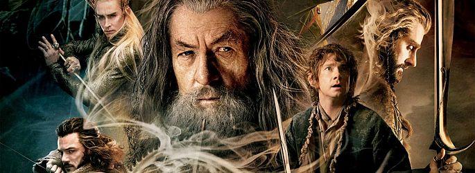 """""""Der Hobbit - The Desolation of Smaug"""": Und nun das erste Bild aus Teil 2"""