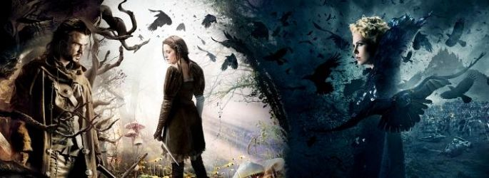 """Erlebt die neue """"Snow White and the Huntsman"""" Vorschau"""