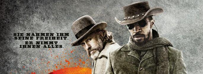 """Der internationale """"Django Unchained""""-Trailer ist da"""