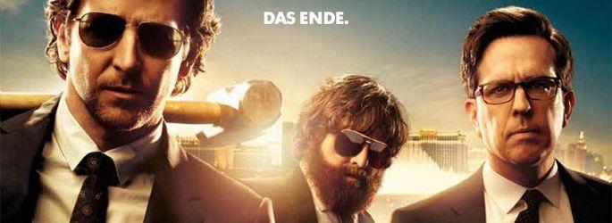 """Katerstimmung angesagt: Chancen auf """"Hangover 4"""" gleich Null"""
