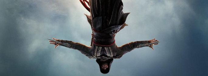 "Im Bann der Assassinen: Poster & Promos für ""Assassin's Creed"""