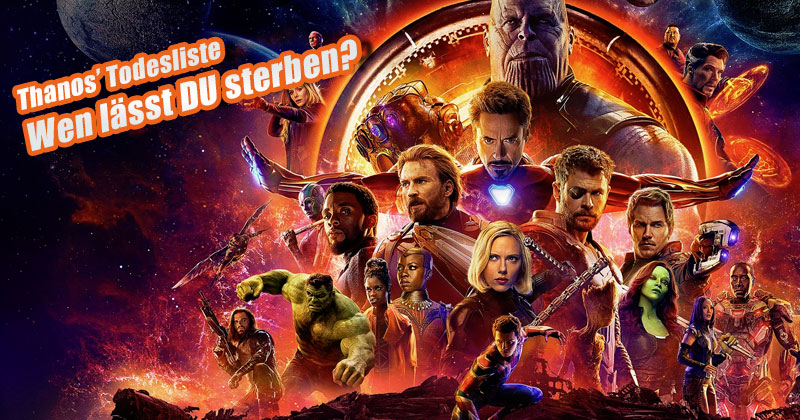 Welchen MCU-Superhelden lässt du draufgehen?