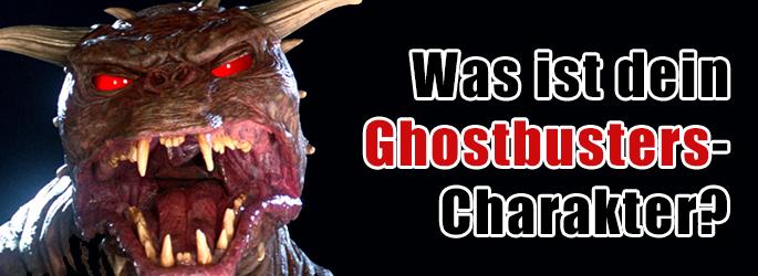 "Welcher ""Ghostbusters""-Charakter wärst du?"