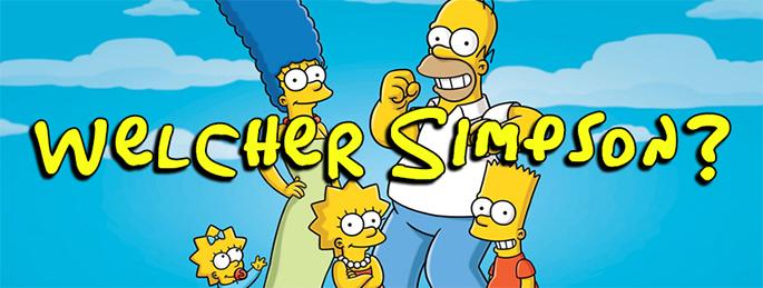 Ab nach Springfield - Welcher Simpsons-Charakter bist du?