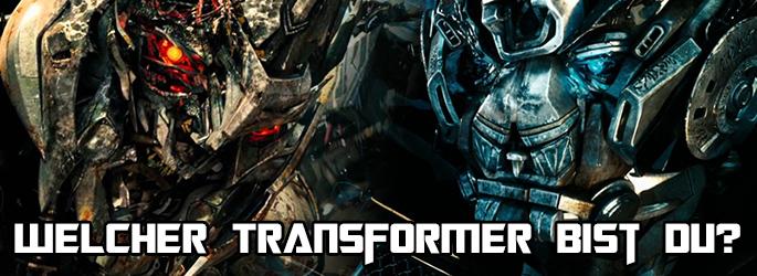 Optimus oder Megatron: Welcher Transformer bist du?