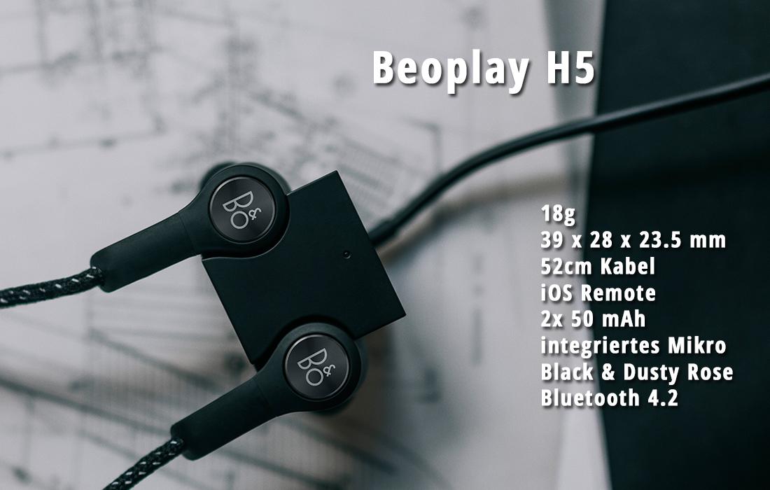 Bild 1:Beoplay H5 & H6 - Akustik pur gewinnen!