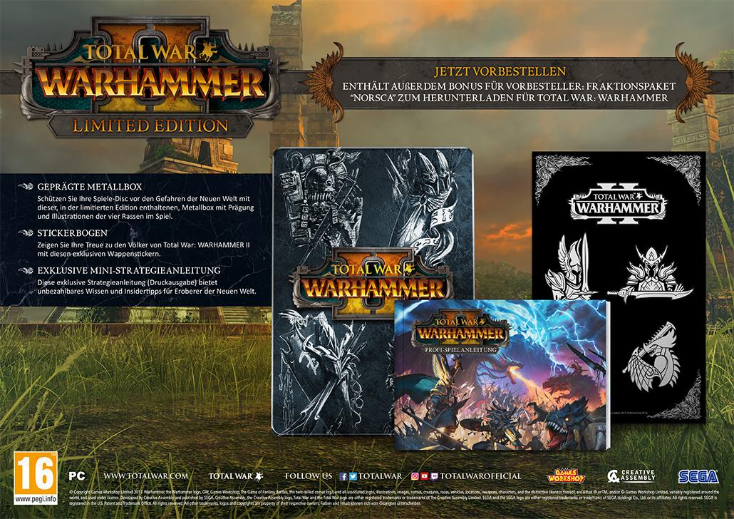 """Bild 1:""""Total War - Warhammer 2"""": Standard & Special-Edition zu gewinnen"""
