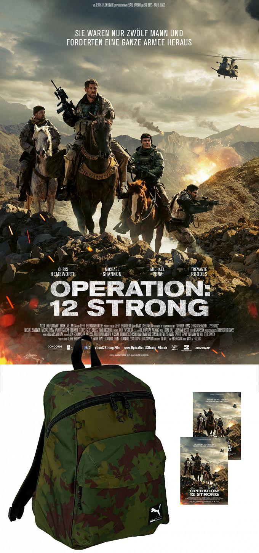 """Bild 1:Gewinnspiel zum Kinostart von """"Operation: 12 Strong""""!"""