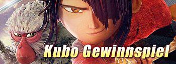 """Blu-rays & DVDs von """"Kubo - Der tapfere Samurai"""" gewinnen!"""