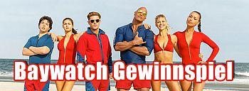 """Unterwasser-Kameras im """"Baywatch""""-Gewinnspiel warten auf euch!"""
