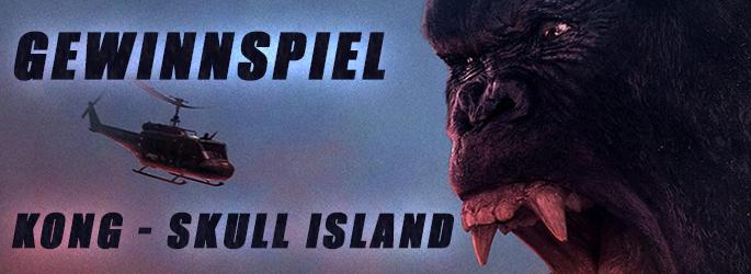"""Monster im Anmarsch! Das gigantische """"Kong - Skull Island""""-Gewinnspiel"""