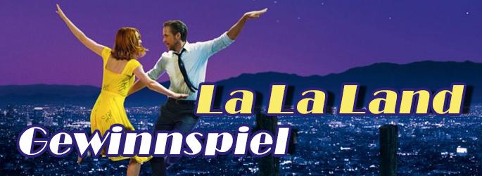 """Beschwingt mit unserem """"La La Land""""-Gewinnspiel abräumen!"""