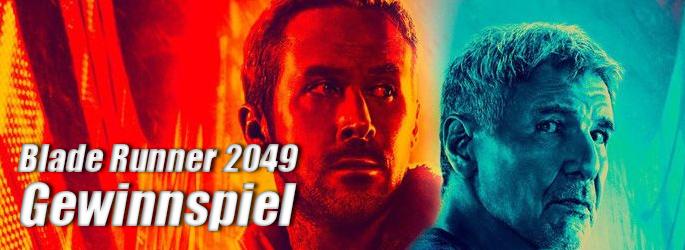 """Mach mit im """"Blade Runner 2049"""" Gewinnspiel!"""