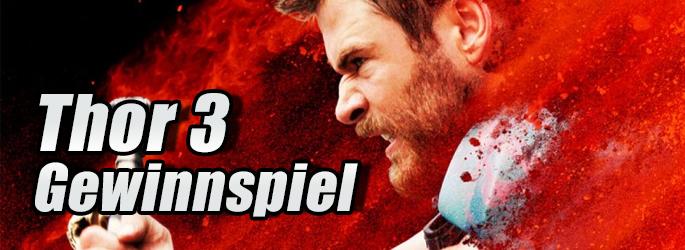 "Hammermäßig stark unser ""Thor 3""-Gewinnspiel!"