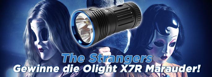 """Erstklassige Taschenlampe mit """"The Strangers - Opfernacht"""" gewinnen!"""