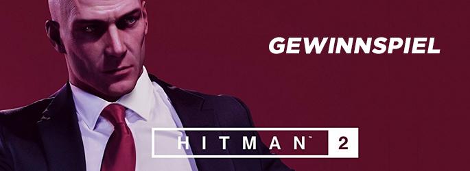 """Gewinne 2 Fanpakete + Spiel zum neuen """"Hitman 2"""""""