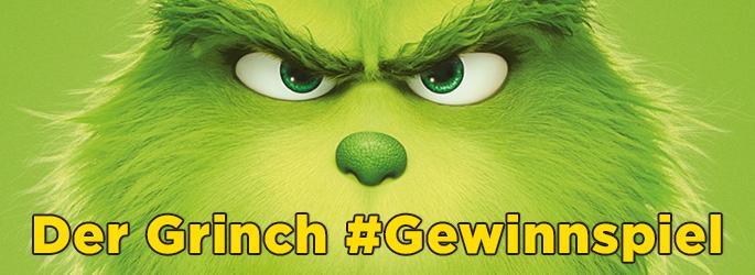 """Stiehl Preise in unserem griesgrämigen """"The Grinch""""-Gewinnspiel!"""