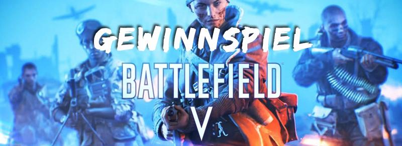 """Gewinne 2 Fanpakete + Spiel zum neuen """"Battlefield V"""""""