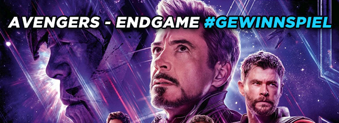 """Das """"Avengers - Endgame""""-Gewinnspiel zum Heimkinostart!"""