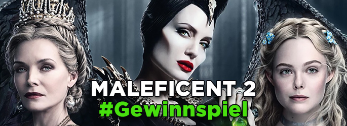 """Breite die Flügel aus im Gewinnspiel zu """"Maleficent - Mächte der Finsternis""""!"""