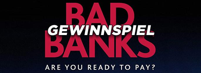 """Sei gerissener als andere in unserem """"Bad Banks""""-Gewinnspiel!"""
