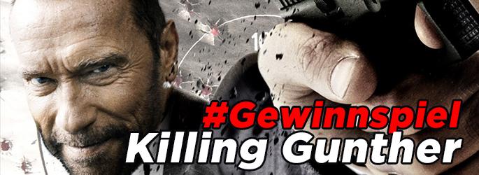 """""""Killing Gunther"""" Gewinnspiel: Hol dir eins der Arnie-Pakete!"""
