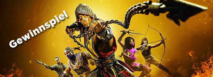 """Gewinne """"Mortal Kombat 11 Ultimate"""" für XBOX, PS4 oder Switch!"""