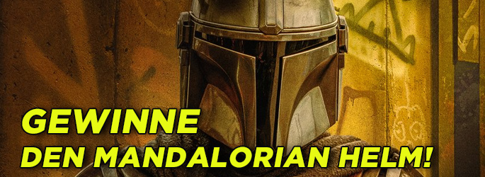 Gewinne den Star Wars The Mandalorian Helm von Hasbro!